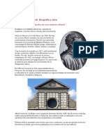 Leon Battista Alberti. Biografía y Obra