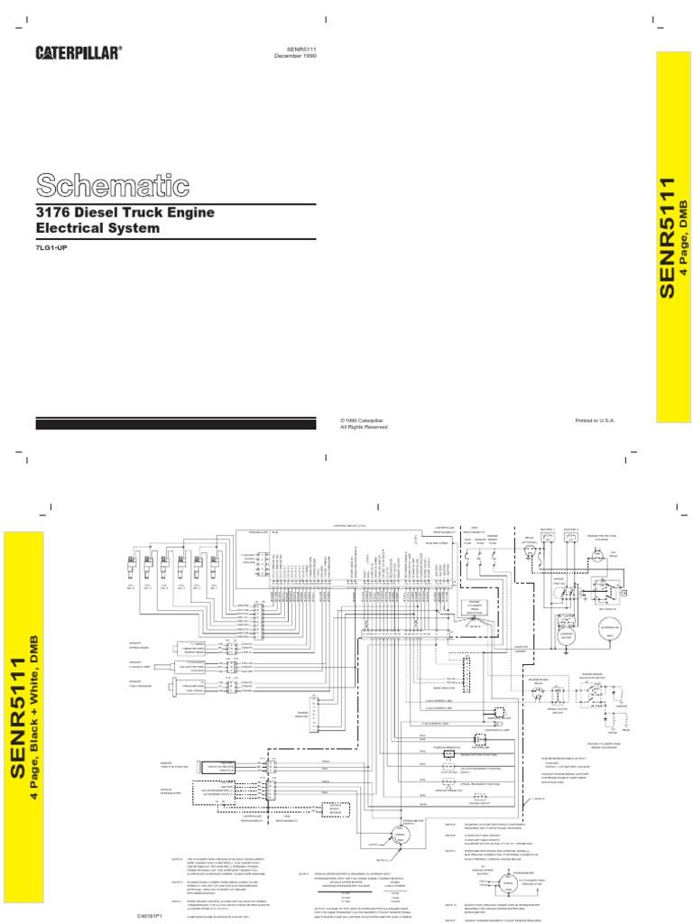 3176 a pdf transportation engineering machines Cat 3176 Service Manual