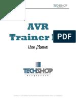 AVR Trainer Kit Manual
