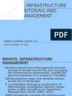 Remote Infrastructure Monitoring & Mgt_