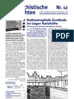 antifaschistische nachrichten 2008 #12