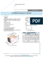 Clp 0603 Package