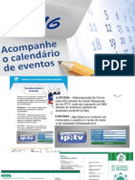 Agenda Eventos Atualizada Em 08-07-2016