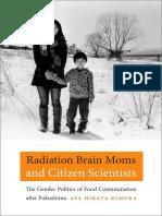Radiation Brain Moms and Citizen Scientists by Aya Hirata Kimura