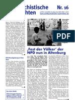 antifaschistische nachrichten 2008 #16