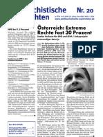 antifaschistische nachrichten 2008 #20