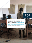 Doing Development in West Africa by Charles Piot