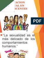 La Sexualidad Del Adolescente