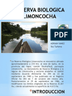 Reserva Biologica Limoncocha (1)