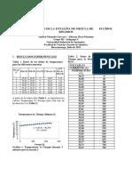 Informe Entalpía de Mezclas de Fluidos Binarios