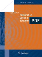 Optics in Telecommunications