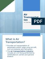 Careers in Air Transportation