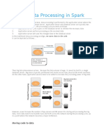 Paradigm Shift Big Data Processing in Spark