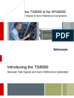 TG8000 SPG8000 Customer Presentation Oct2013