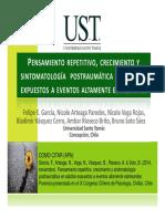 Garcia Et Al - IX Congreso Chileno de Psicología - 2014