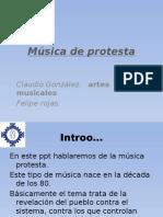 Música de Protesta