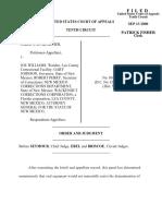 Dukeminier v. Williams, 10th Cir. (2000)