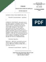 Veile v. Bryant, 10th Cir. (2001)