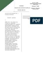 USA Fax Law Center v. iHire, Inc., 10th Cir. (2007)