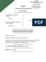 Arambula-Medina v. Holder, 572 F.3d 824, 10th Cir. (2009)