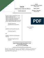 Christoffersen v. United Parcel Service, 10th Cir. (2014)