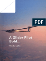 A Glider Pilot Bold 3rd edition Wally Kahn