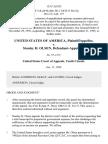 United States of America, Plaintiffappellee v. Stanley H. Olsen, 133 F.3d 933, 10th Cir. (1998)