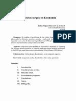 Ciclos Largos en Economia INVE MEM 2011 102238
