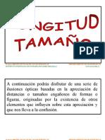 LONGITUD TAMAÑO