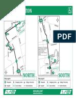 LTC 13 route