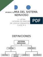 Sistema Nervioso Clase Universitaria