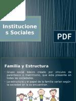 Instituciones sociales