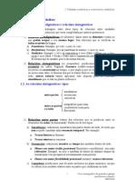 1. Unidades sintácticas e construcións sintácticas