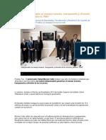 12.01.16 Indispensable Un Manejo Honesto, Transparente y Eficiente de Los Recursos Públicos- RMV
