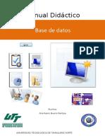 Manual Didáctico (Base de Datos)