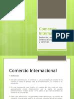 2.0 Comercio Internacional