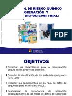 Control de Riesgo Quimico - Msds - Copia