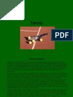 Tennis software