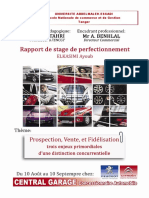 Rapport Peugeot Citroen Central Garage