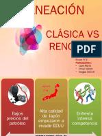 Renovada vs Clasica