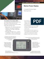 Brochure - Cat Marine Power Display