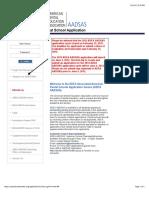 AADSAS Application