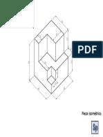 Isométrico en Autocad PDF Descargable