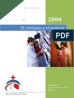 15737401 El Cristiano y El Vestirse