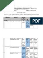 Rubrica de Investigaciones (Ccnn 01 - 2015)