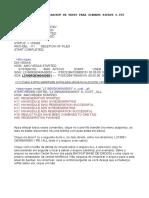 BACKUP Da Central Como Fazer PDF