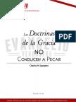 Las Doctrinas de La Gracia No Conducen a Pecar