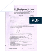 10th Cbse Maths Paper