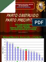 Clase 31 y 32 - PARTO OBSTRUIDO - PRECIPITADO.desbloqueado.pdf
