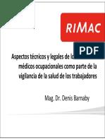 Aspectos Tecnicos y Legales de Los EMOs